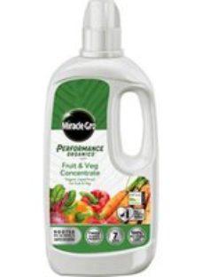 Miracle-Gro Perform Salad & vegetables Plant feed Liquid 1.27kg