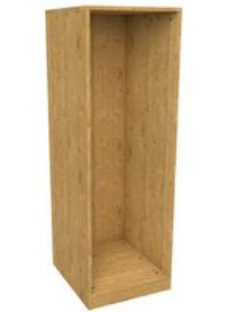 Darwin Modular Large Chest cabinet (H)1506mm (W)500mm (D)566mm