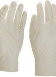 Site Nitrile Disposable gloves  Large