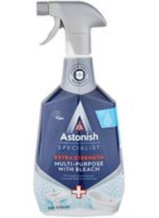 Astonish Multi-surface Disinfectant & cleaner  750ml 800g