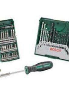 Bosch Promoline 41 piece Round Mixed Drill & screwdriver bit Set
